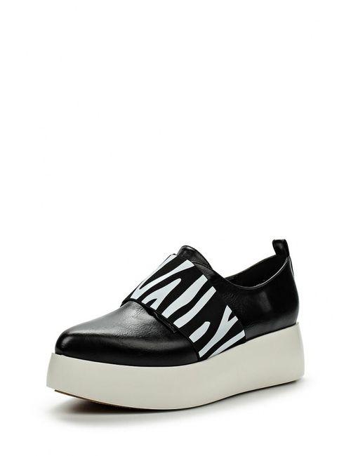 ELSI | Женские Чёрные Ботинки