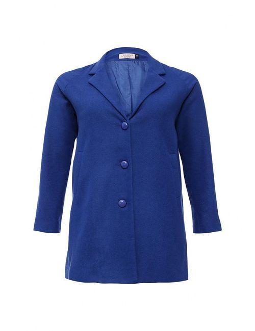Lamania Elegant | Женское Синее Пальто