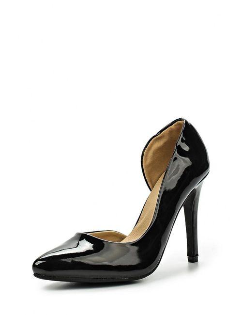 Fersini | Женские Чёрные Туфли