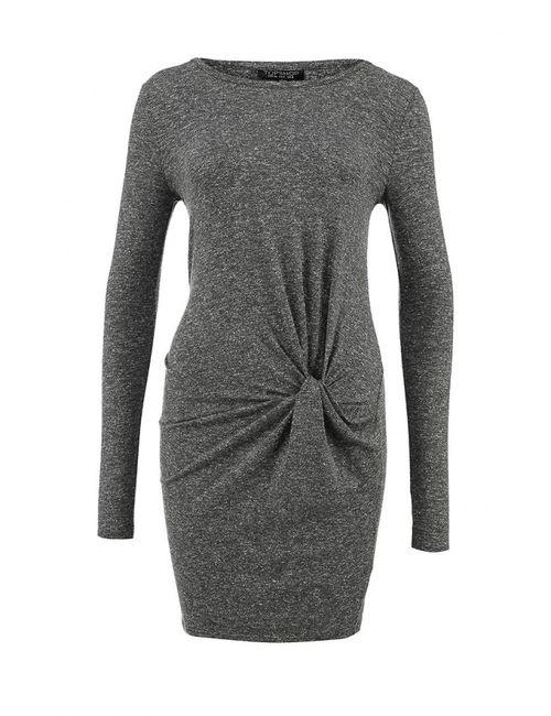 Topshop | Женское Серое Платье