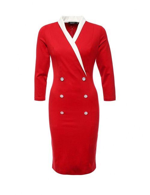 MadaM T | Женское Красное Платье