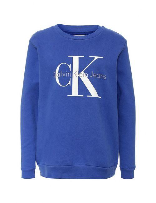 Calvin Klein Jeans | Женские Синие Худи