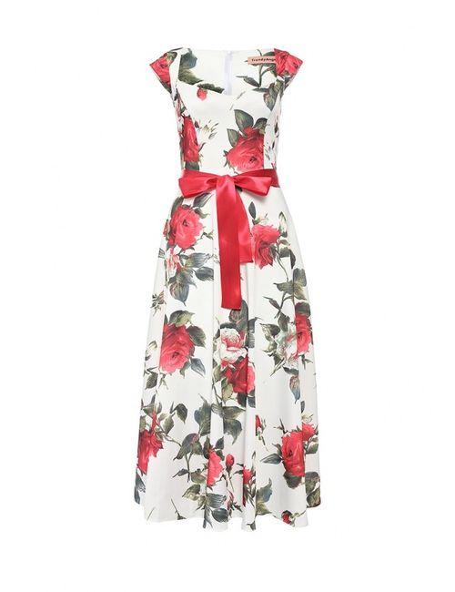 TrendyAngel | Женское Многоцветное Платье