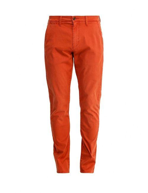 Quiksilver | Мужские Оранжевые Брюки