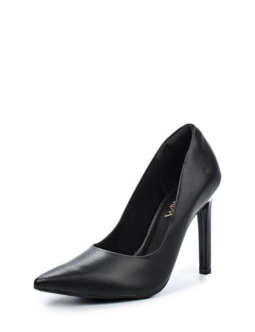 Ramarim | Женские Чёрные Туфли