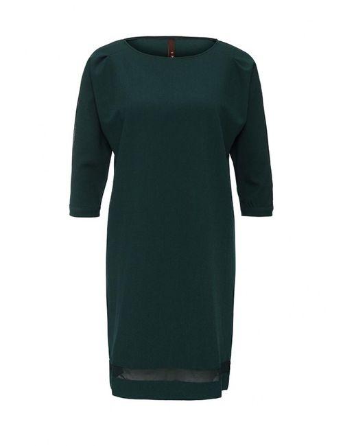 Baon | Женское Зелёное Платье