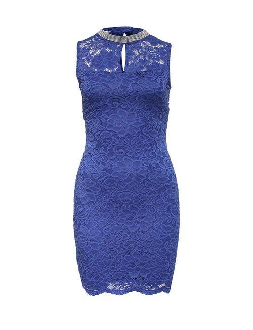Aurora Firenze | Женское Синее Платье
