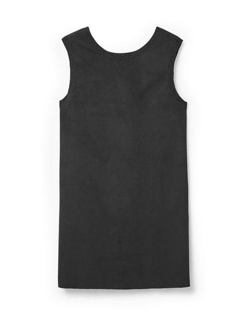 Mango   Женское Чёрное Платье