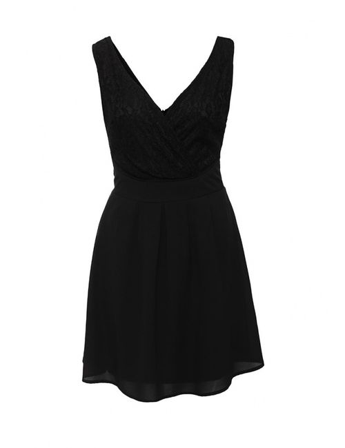 Angeleye London   Женское Чёрное Платье