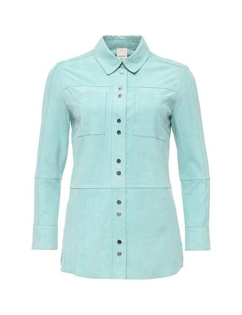 Pinko | Женская Голуба Рубашка
