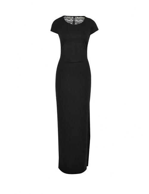 Bestia | Женское Чёрное Платье
