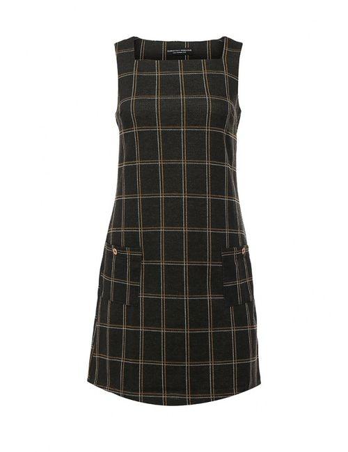 Dorothy Perkins | Женское Коричневое Платье