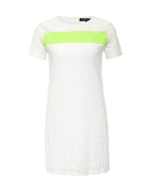 Incity | Женское Белое Платье