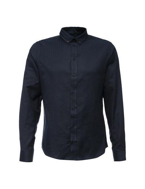 Casual Friday By Blend | Мужская Синяя Рубашка