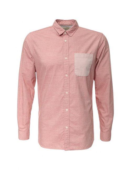 Selected Homme | Мужская Многоцветная Рубашка