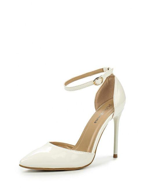 Mada-Emme | Женские Белые Туфли