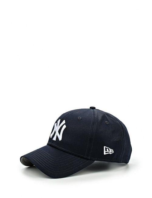 New Era | Мужская Синяя Бейсболка