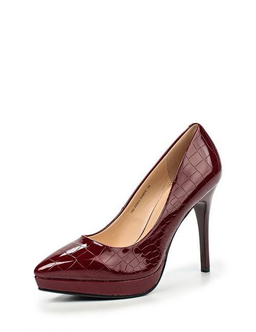 Zenden Woman | Женские Красные Туфли