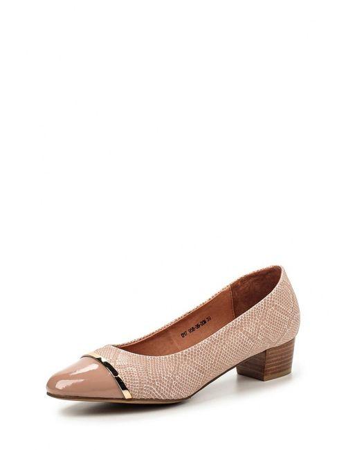 Julia Grossi | Женские Многоцветные Туфли