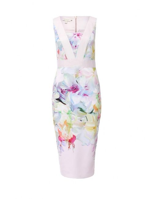 Ted Baker London | Женское Многоцветное Платье