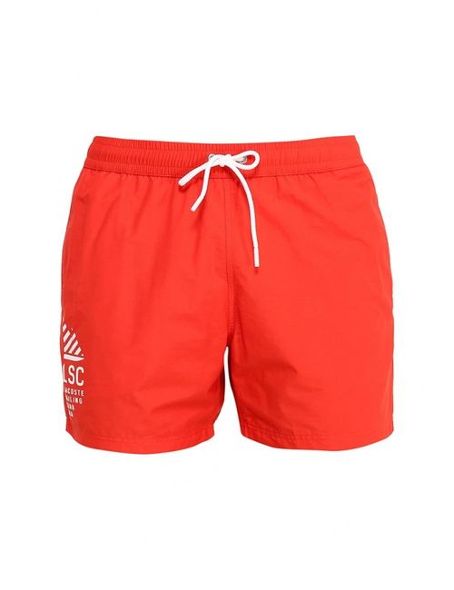 Lacoste | Мужские Красные Шорты Для Плавания