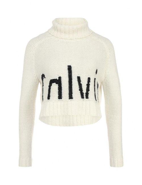 Calvin Klein Jeans | Женский Белый Свитер