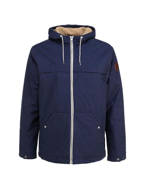 Quiksilver | Мужская Синяя Куртка Утепленная