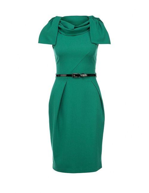 MadaM T   Женское Зелёное Платье