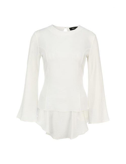 Ad Lib | Женская Белая Блуза