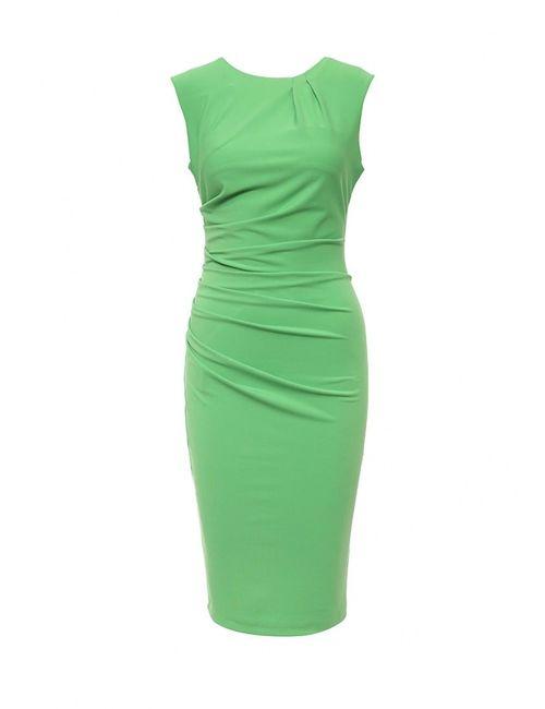 Rinascimento | Женское Зелёное Платье