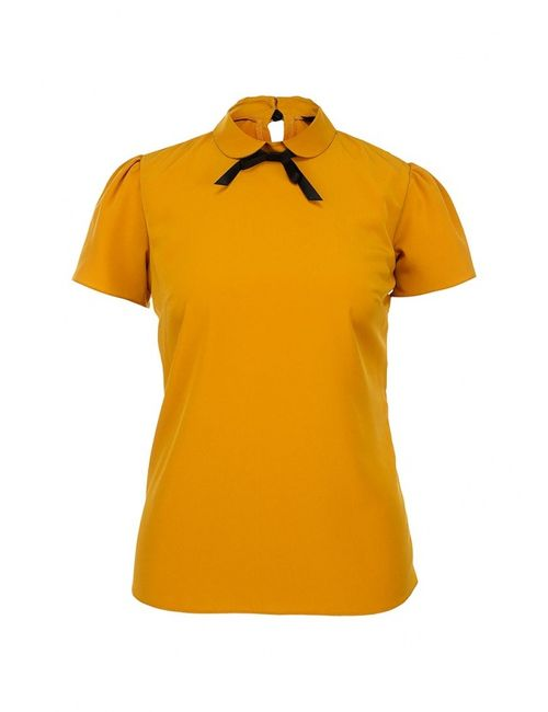 ADL | Женская Оранжевая Блуза
