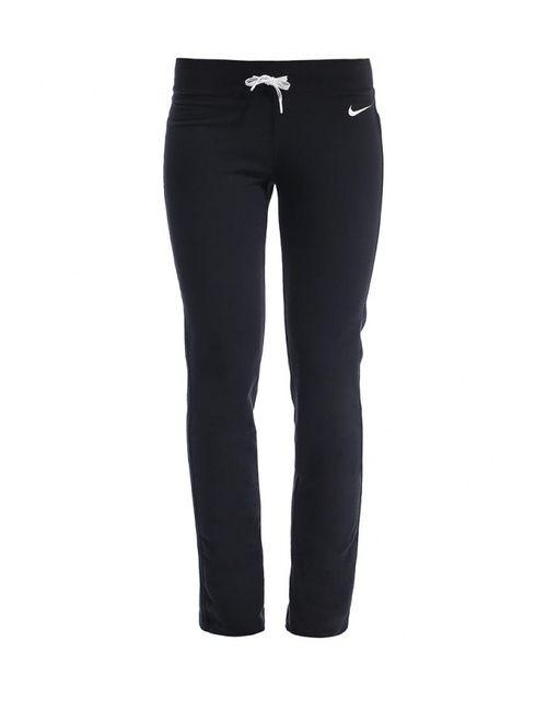 Nike   Мужские Чёрные Брюки Спортивные