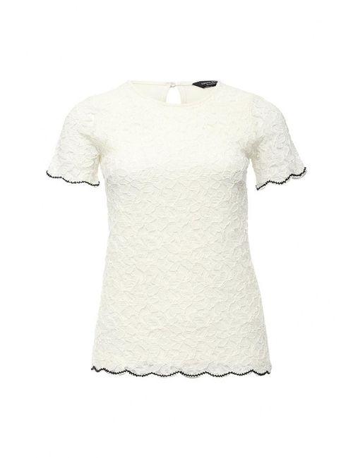 Dorothy Perkins | Женская Белая Блуза