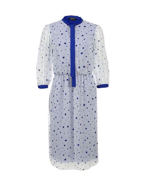 LuAnn | Женское Многоцветное Платье Эксклюзивно Для Lamoda