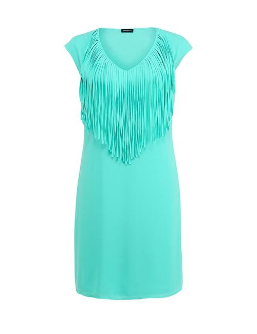 MOTIVI | Женское Зелёное Платье