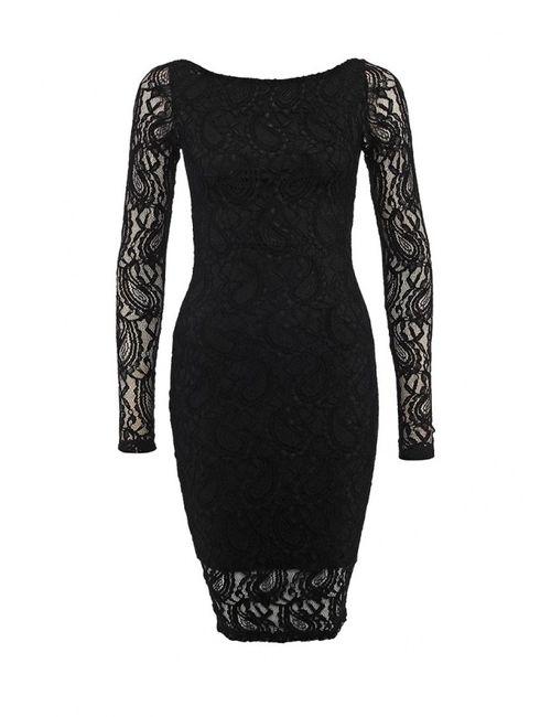 Madmilk | Женское Чёрное Платье