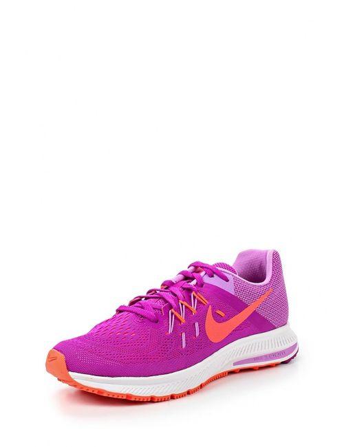 Nike | Женские Фуксии Кроссовки