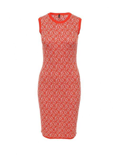 Benetton | Женское Многоцветное Платье