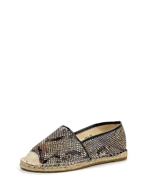 WS Shoes | Женские Многоцветные Эспадрильи