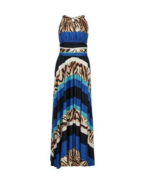 MadaM T   Женское Многоцветное Платье