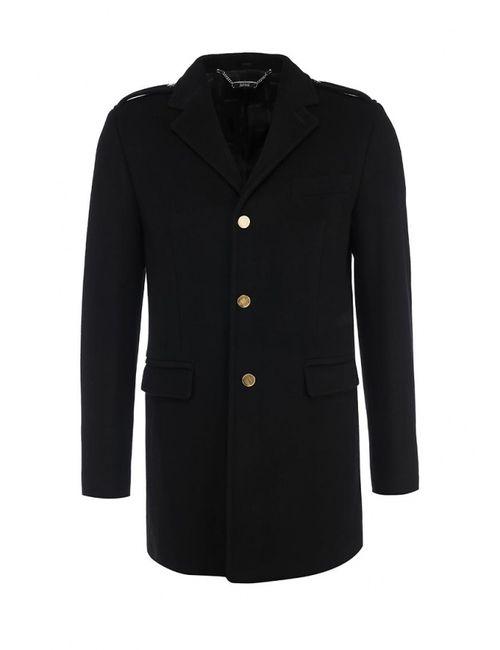 Just Cavalli | Мужское Чёрное Пальто