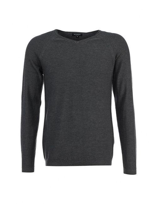 Top Secret | Мужской Серый Пуловер