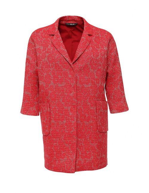 Liu •Jo | Женское Красное Пальто Liu Jo