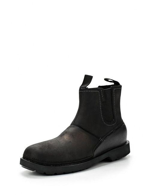 Crocs | Мужские Чёрные Сапоги