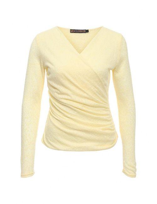 Qed London | Женский Жёлтый Пуловер
