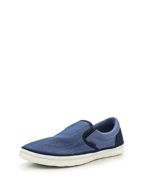 Crocs | Мужские Синие Слипоны