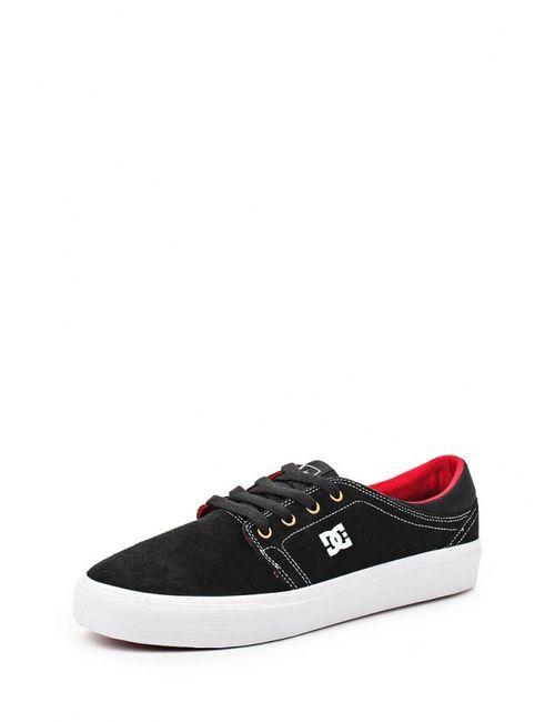 Dcshoes | Мужские Чёрные Кеды Dc Shoes