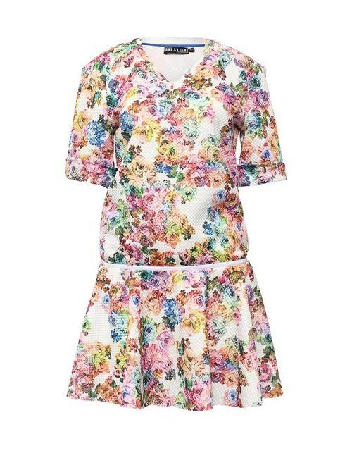 Love & Light | Женское Многоцветное Платье