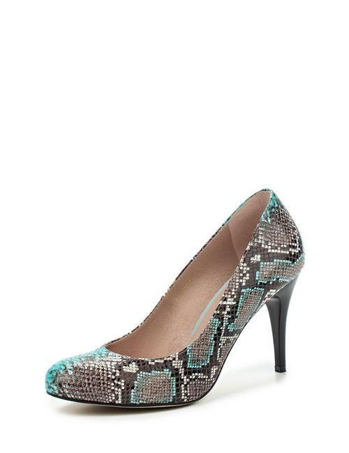 Shoobootique | Женские Многоцветные Туфли