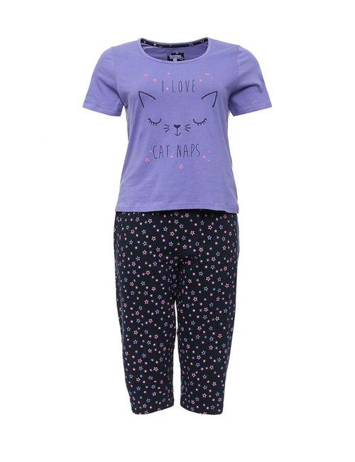 Evans | Женская Многоцветная Пижама